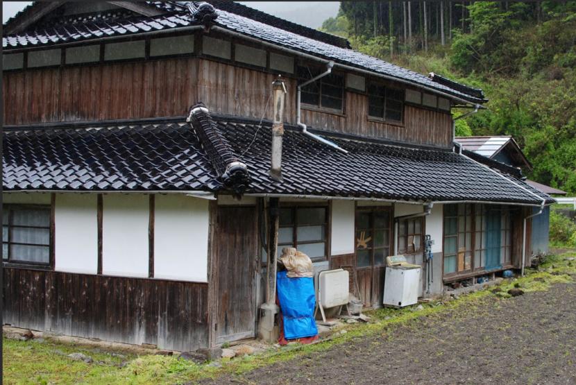 ferme japonaise
