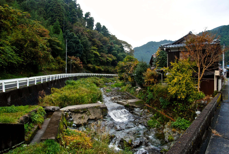 Paysage a la campagne au japon - Maison de vallee au japon par hiroshi sambuichi ...