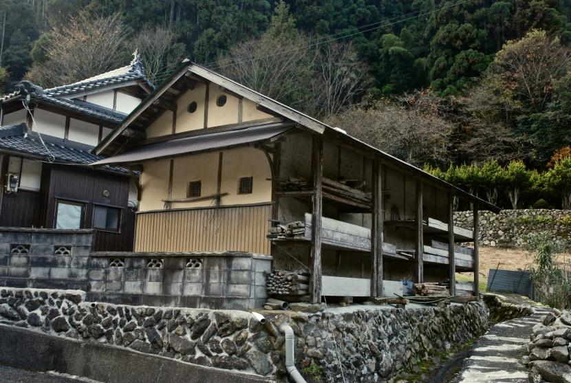 Maison japonaise la campagne au japon page 2 - Maison de vallee au japon par hiroshi sambuichi ...