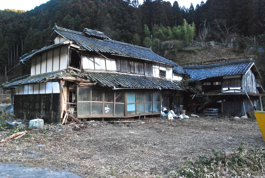 Campagne a la campagne au japon - Maison de vallee au japon par hiroshi sambuichi ...