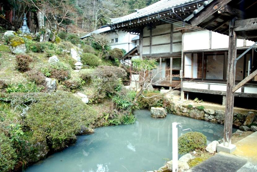 temple sekizo ji