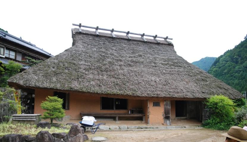 la maison de 1000 ans