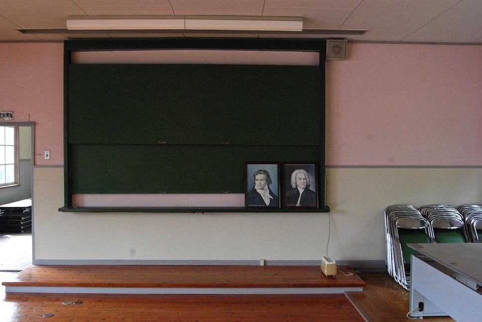 bach et beethoven dans l'école