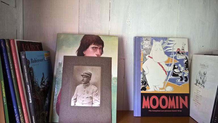 cabane books
