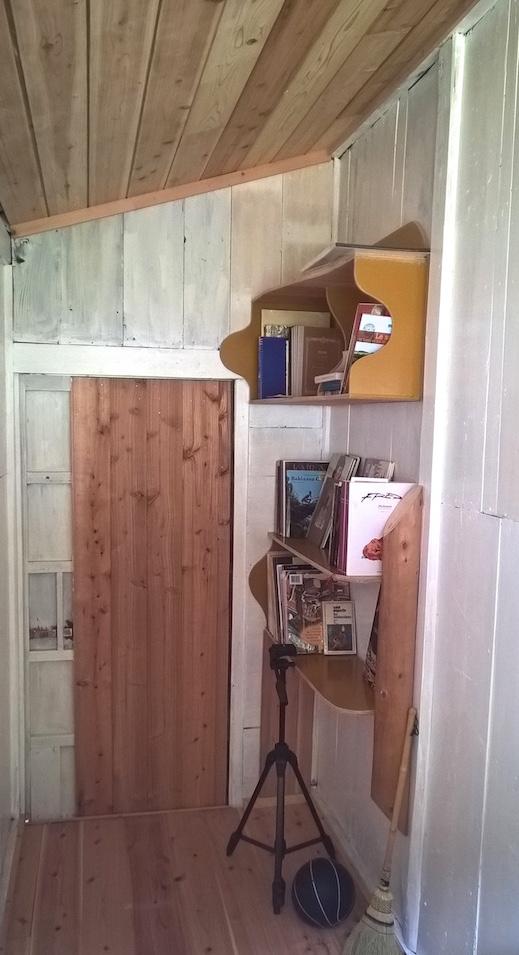 cabane etageres
