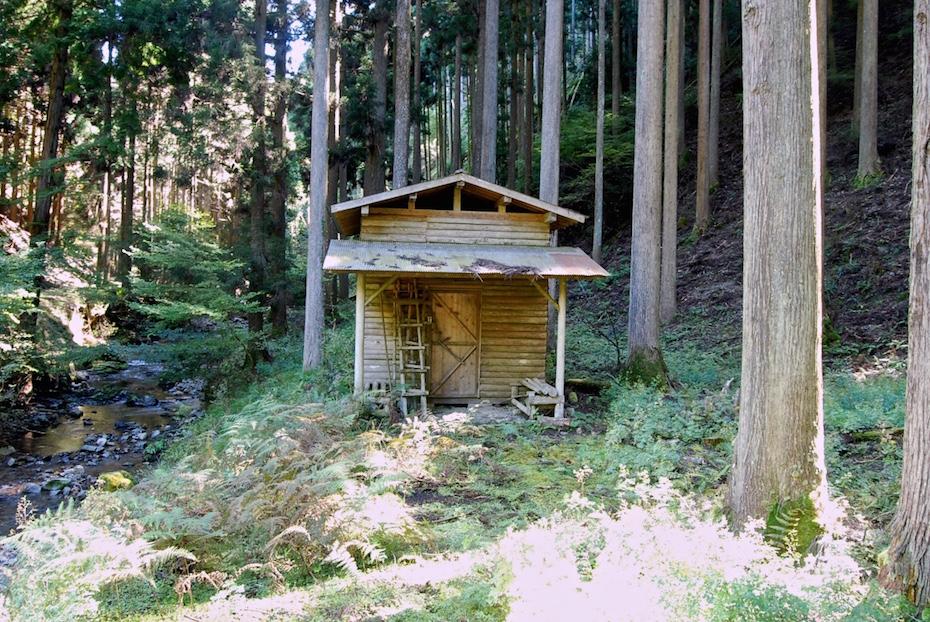Maison Campagne : Cabane a la campagne au japon